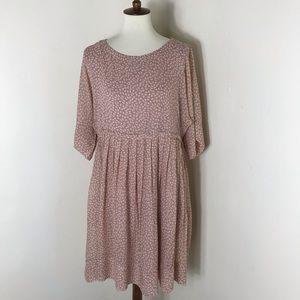 Hatch maternity daisy print dress